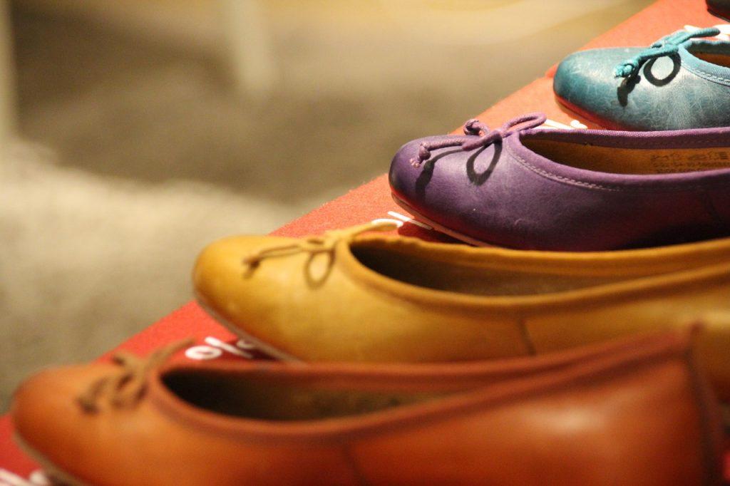 kilka par butów